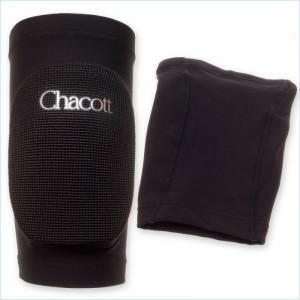 Наколенники Chacott черные (1 шт)