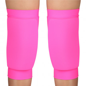 Наколенники для танцев и гимнастики INDIGO NORA SM-377 бифлекс розовые